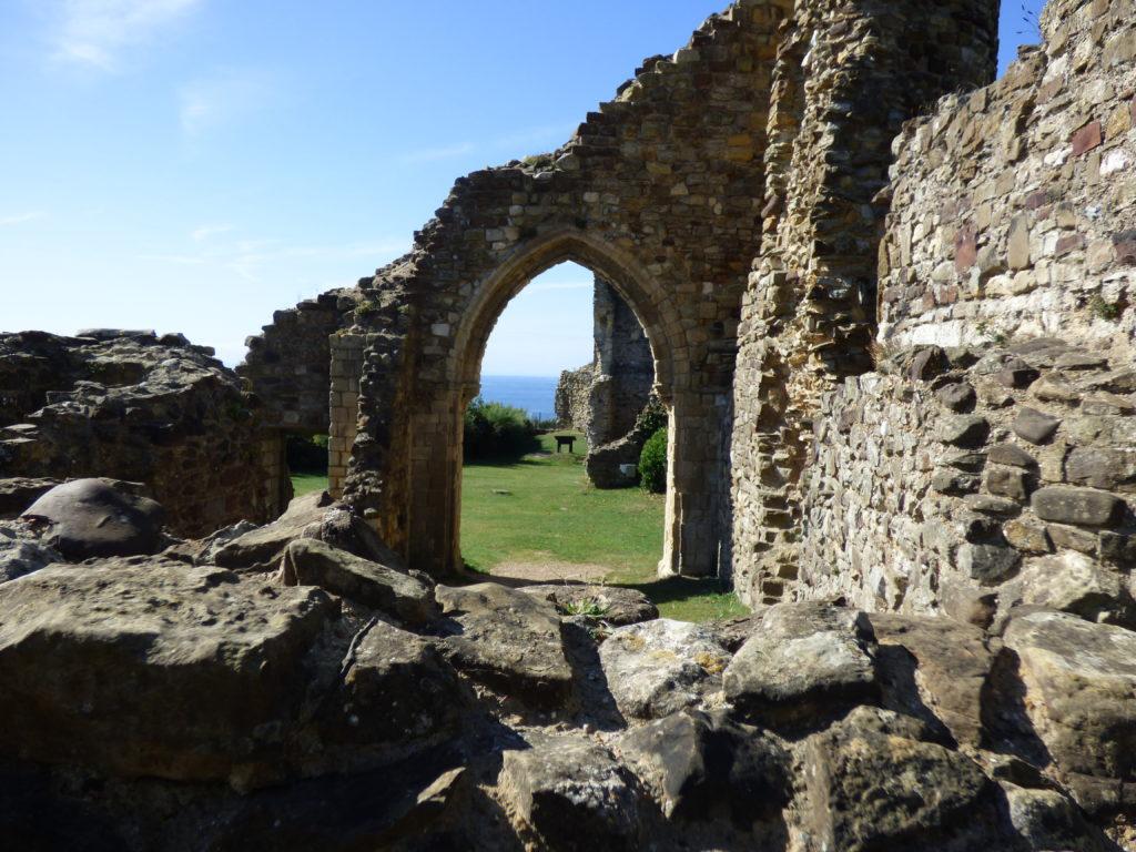 hastings castle