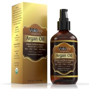 luxury skin care argan-oil