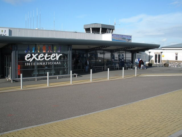 exeter-international-airport
