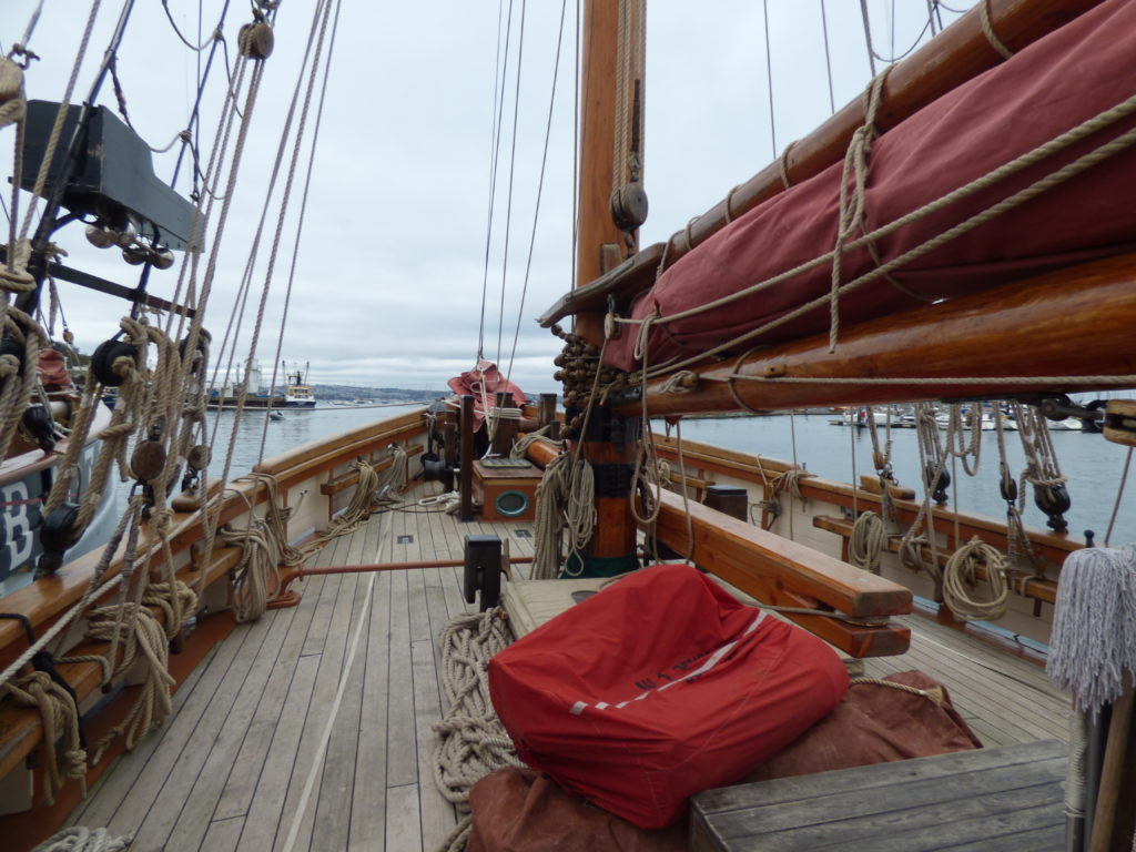 Weekend Away on a Victorian-Era Sailing Ship | Luxurious Nomad